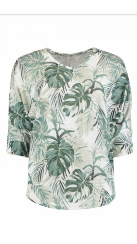Top white palm