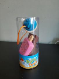 Toi-Toys badspeeltjes 3-delig zoetigheid