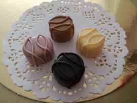 Chocolade bonbon - variatie 3