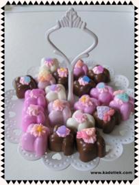 Kawaii bonbons vlecht