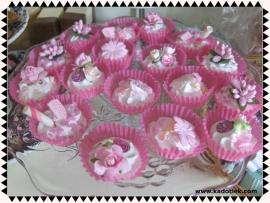 Zomerse bonbons roze