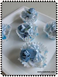 Zomerse bonbons blauw