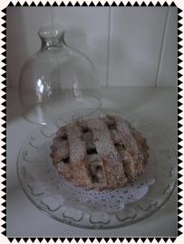 Nep gebak - Een appeltaart