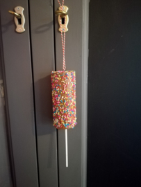 Chocolade lolly ornament