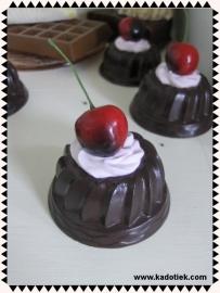 Chocolade petit four