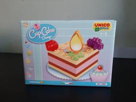 Unico bouwset taartpunt