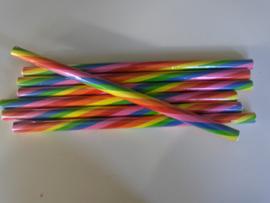 Zuurstok regenboog