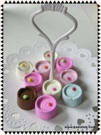 Kawaii bonbons rondje