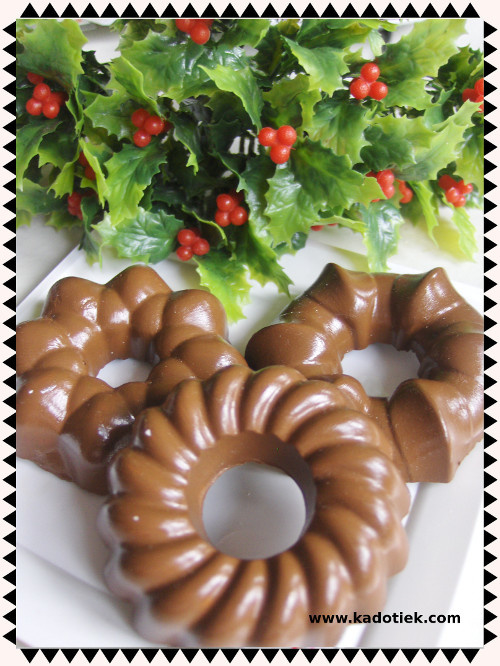 Krans chocolade