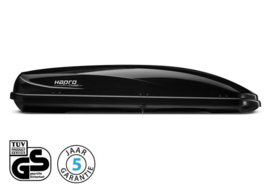 Hapro Cruiser 10.8 600L Dakkoffer Brilliant Black
