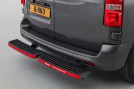 Rhino AccessStep Achteropstap 2-delig Ford Transit 2000 - 2014