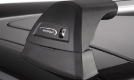 Whispbar Flush Bar Dakdragers - Dacia Sandero Stepway 5drs SUV 2009+