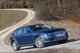 Allroad 5drs estate 2009 - 2016