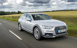 Allroad 5drs estate 2016+