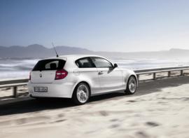 (E81) 3drs hatchback 2007 - 2011