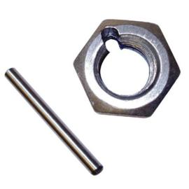 DoubleLock Beveiligingsmoer + Pen + Borgmoer M12
