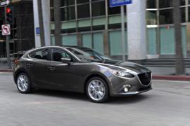 5drs hatchback 2013 - 2017