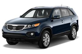 5drs SUV 2009 - 2015