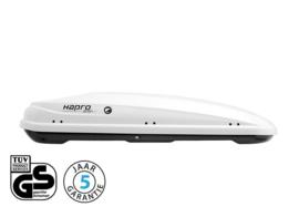 Hapro Zenith 6.6 360L Dakkoffer Pure White
