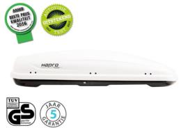 Hapro Traxer 6.6 410L Dakkoffer Pure White