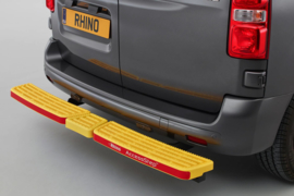Rhino AccessStep Achteropstap 3-delig Ford Transit 2000 - 2014
