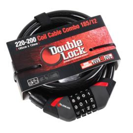 DoubleLock Kabelslot-Cijferslot 240/12