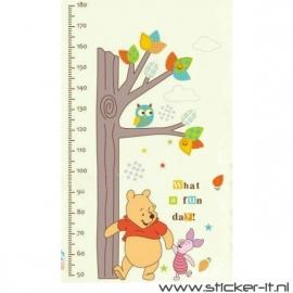 GM004 Groeimeter Winnie de Pooh 2