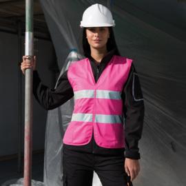 Hi-Vis Women's Safety Tabard
