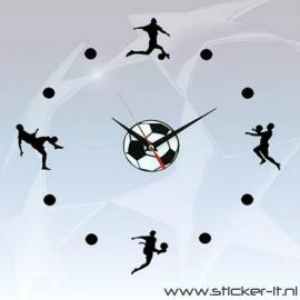 KS025 voetbal klok