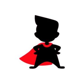 SH002 Superheld boy