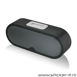 NBY Bluetooth speaker G205 zwart