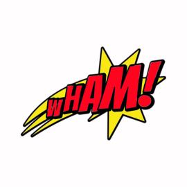 SH007 Superhelden tekst WHAM!