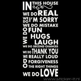 Huisregels 8