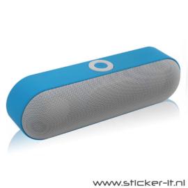 NBY Bluetooth speaker NBY018 blauw