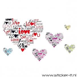 5 delig hart