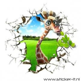 BD034 Giraffe 3D