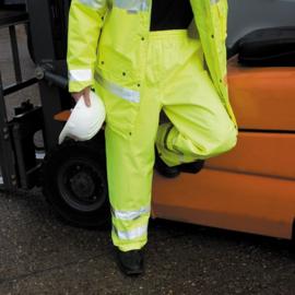 Hi-Vis High Profile Rain Trousers