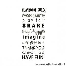 Huisregels 2