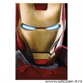 Poster Sticker Iron man