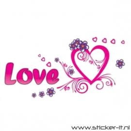 Love + hart
