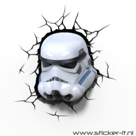 3D lamp Star Wars Stormtrooper