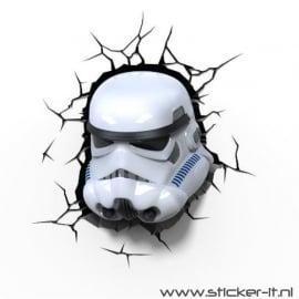 3D lamp Star Wars Stormtrooper