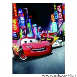 PS139 Poster sticker cars