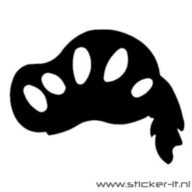 Zwarte pietenmuts 2