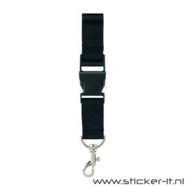 Keycord Zwart