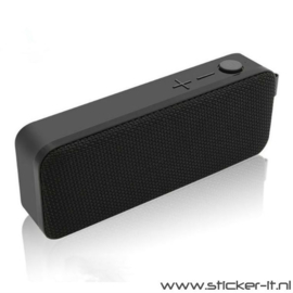 Bluetooth speaker BY1010 zwart