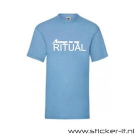 Always be my ritual - Rita Ora