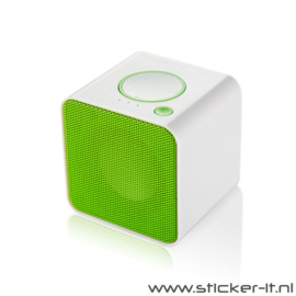 NBY Bluetooth speaker BT19 groen