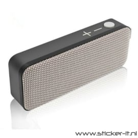 Bluetooth speaker BY1010 grijs