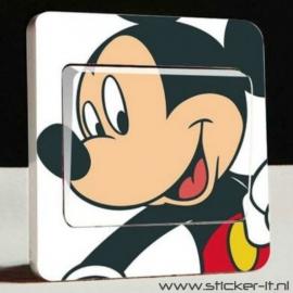 Lichtschakelaar sticker Disney 6